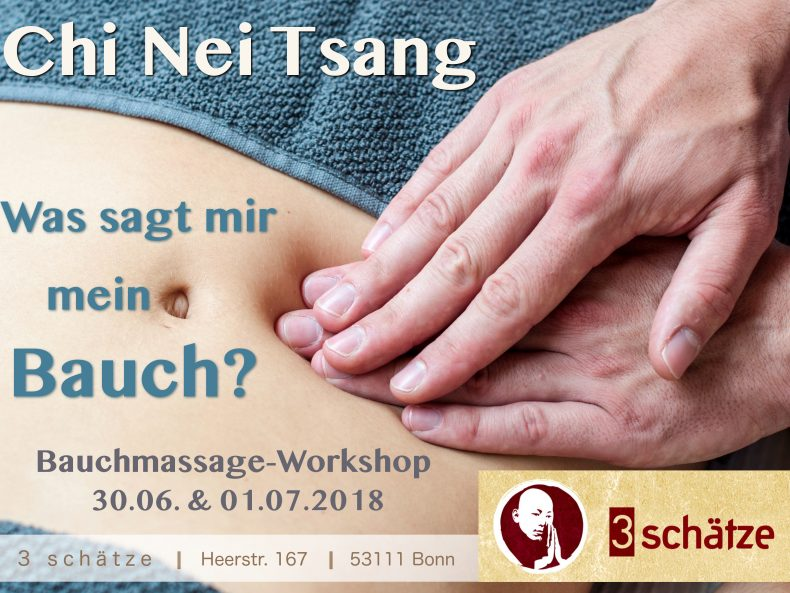 Workshop Julian Welzel Bauchmassage