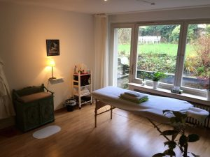 Massage Raum Julian Ebenfeld