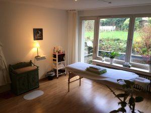 Massage Raum Julian Welzel