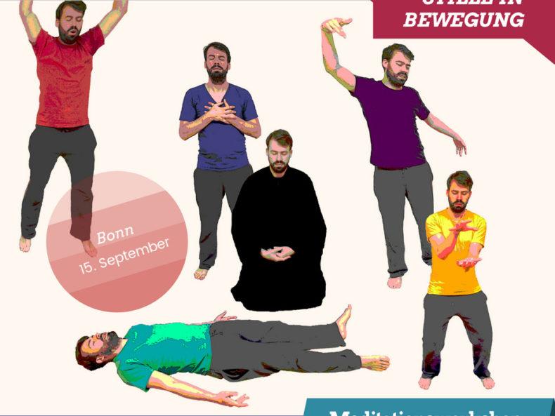 Meditation Bonn Köln Workshop Julian Ebenfeld