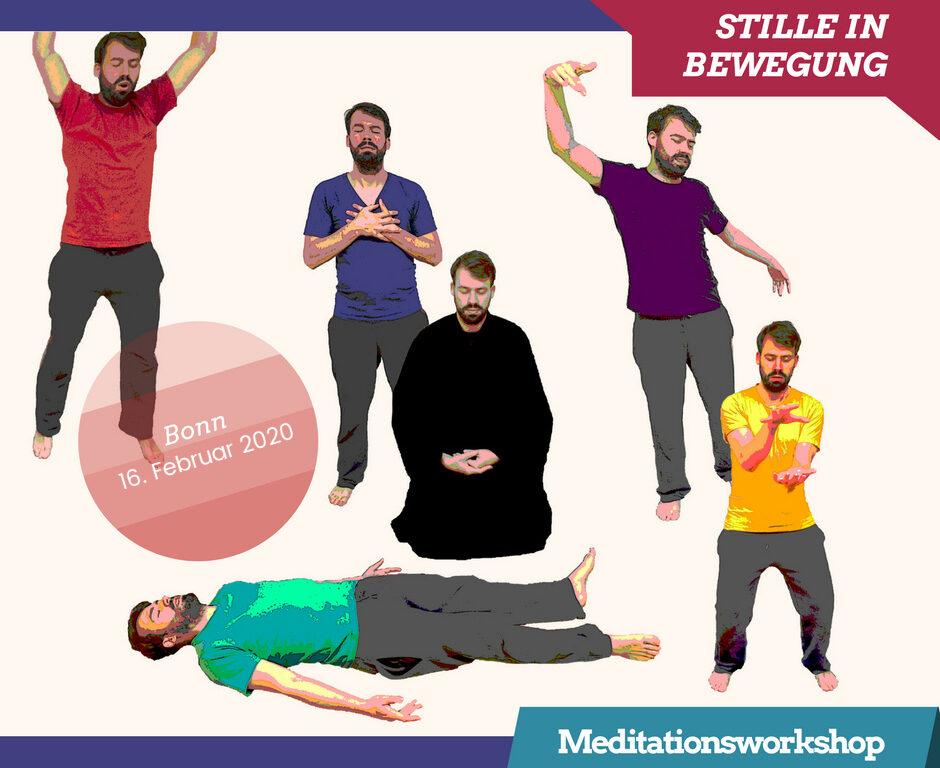 Meditation Köln Bonn Julian Ebenfeld
